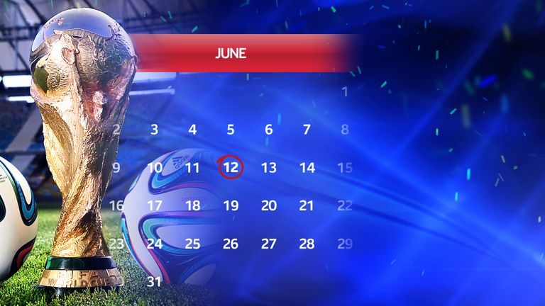 World Cup 2014 Brazil Countdown