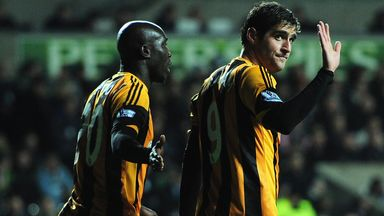 Danny Graham: Did not celebrate against old club Swansea