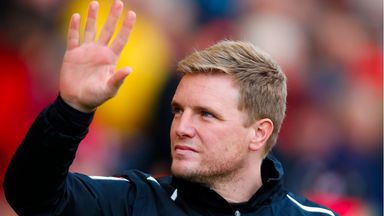 Eddie Howe: Pleased with Bournemouth's January transfer window activity