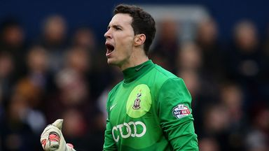 Jon McLaughlin: Has joined Burton Albion