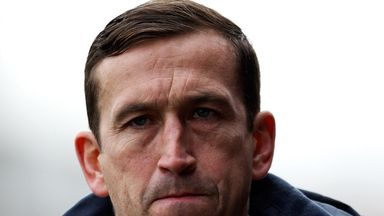 Justin Edinburgh: Left frustrated by stalemate
