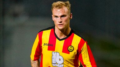Kallum Higginbotham: Partick winger facing spell on the sidelines