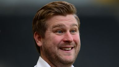 Karl Robinson: Delighted with win