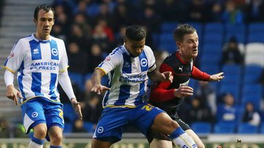 Liam Bridcutt: Brighton midfielder linked with Sunderland