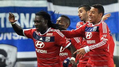 Bafetimbi Gomis: Lyon man's future remains unresolved