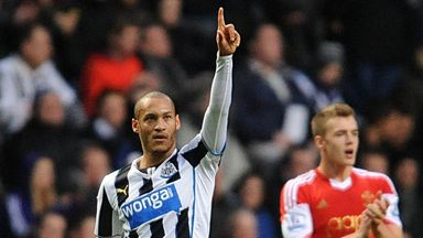 Yoan Gouffran: Grateful for the trust shown in him by manager Alan Pardew