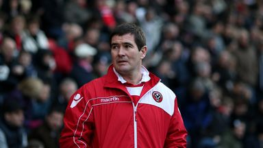 Nigel Clough: Disappointed by result