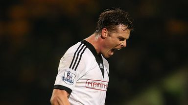 Scott Parker: Battling to beat the drop