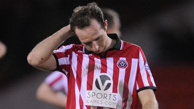 Aidy White: Defender's loan at Sheffield United ended by injury