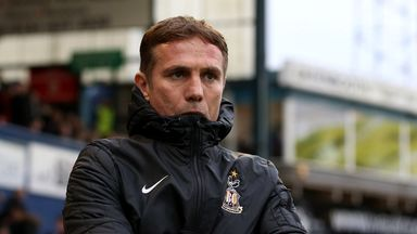 Phil Parkinson: Wants the pitch improved