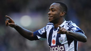 Saido Berahino: Will report any abuse he receives on social media