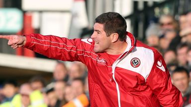 Nigel Clough: Working hard to get deals done