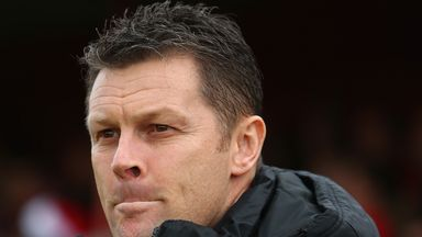 Steve Cotterill: Disappointed with draw