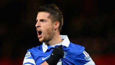 Kevin Mirallas: Hoping to toast FA Cup success in 2014