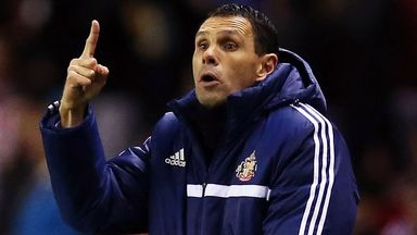 Gus Poyet: Has urged Sunderland to maintain their recent form
