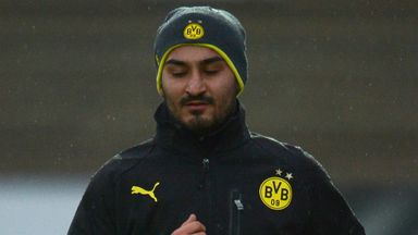 Ilkay Gundogan: Borussia Dortmund midfielder has signed new contract