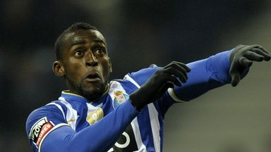 Jackson Martinez: Looking to make a move to a big club