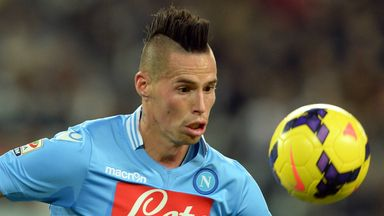 Marek Hamsik: Napoli midfielder won't be put up for sale