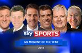 Pundits pick: Greenwood, Atherton, Redknapp, Clarke, Harrington and Tyler choose their highlight.