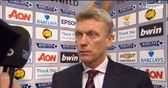 Moyes admits United are playing catch up