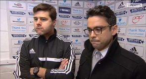 Pochettino: We made errors at the back