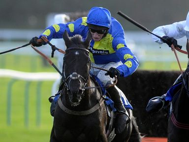 Black Thunder will pass through the ring at Aintree