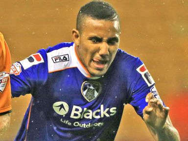 Cristian Montano: Former Oldham man joins Bristol Rovers