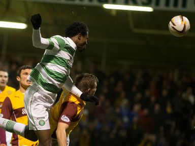Efe Ambrose scores for Celtic