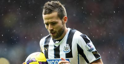 Cabaye happy for rest