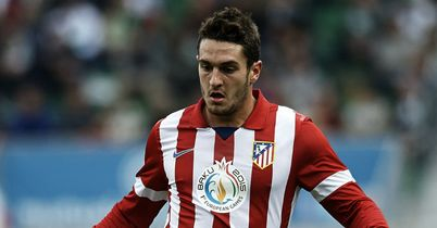 Koke ignoring United rumours
