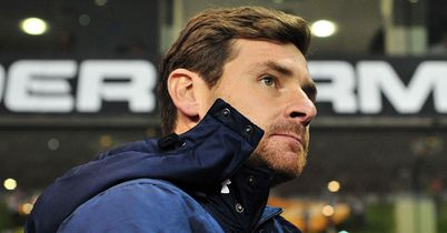 Andre Villas-Boas: Might still recall Jermain Defoe at the weekend