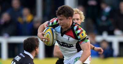 Quins shoot down Falcons