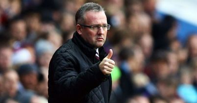 Paul Lambert: Disappointed at home