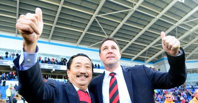 Vincent Tan: Was right to remind Mackay who pays the bills
