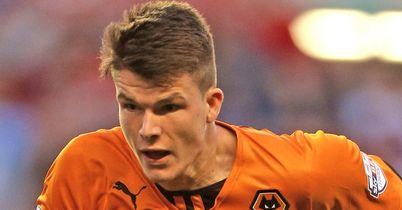 Wolves end McAlinden's loan