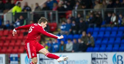 Aberdeen come good in Perth