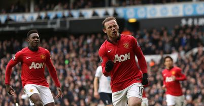 Wayne Rooney: Expected to return against Tottenham