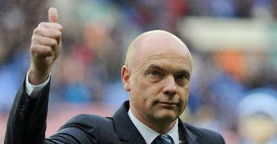Uwe Rosler: Making his mark at Wigan