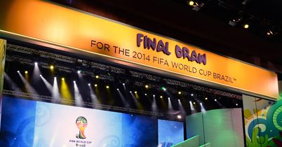 World Cup draw plans revealed