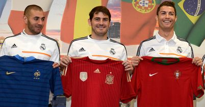 Casillas: World Cup draw tough