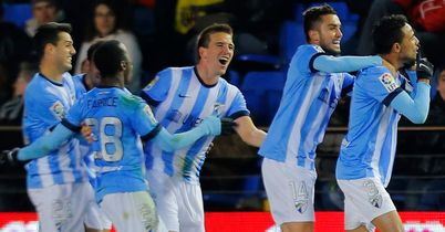 No problems for Malaga