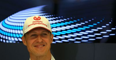 Schumacher leaves hospital