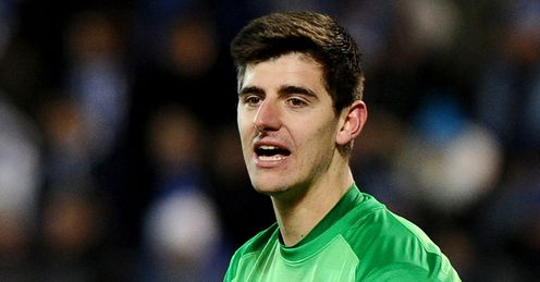 Thibaut Courtois: Could extend Chelsea deal