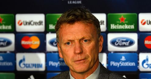 David Moyes: Looking for a positive response