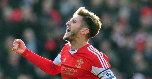 Adam Lallana: Wanted by David Moyes