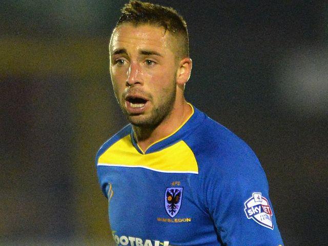Sammy Moore: Struck in injury time
