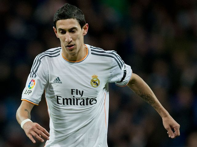 Angel Di Maria: Once again linked with Man United move