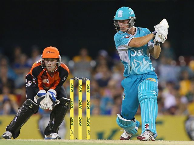 Chris Lynn: Decisive contribution for Brisbane