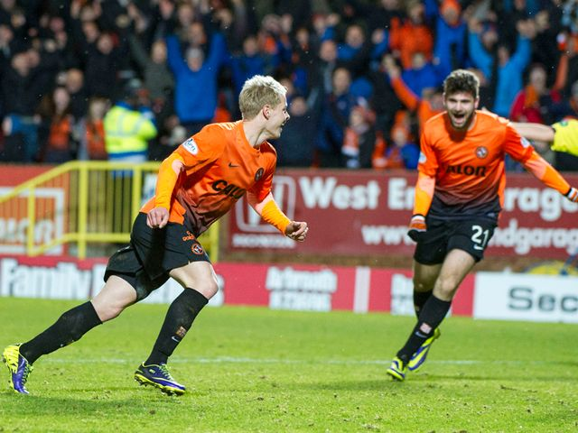Gary Mackay-Steven grabbed the only goal of the game