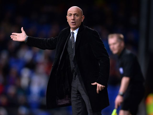 Giuseppe Sannino: Delighted to be in England